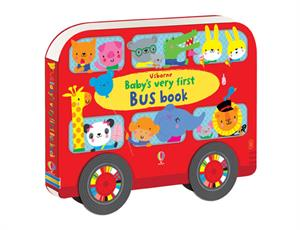 Baby's first Bus Book
